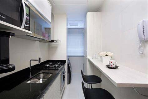 Cozinhas planejadas para apartamentos pequenos Decorando