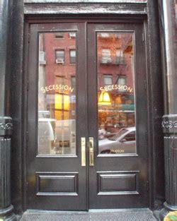the door restaurant new york home new york journal