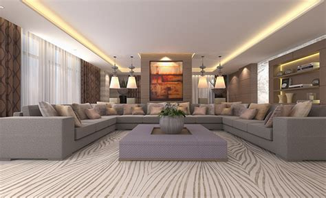 3d Interior Images On Behance