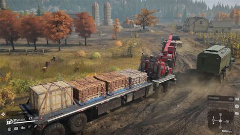 Carry heavy hauls and extreme payloads by overcoming mud, torrential waters, snow, and frozen lakes for huge rewards. Download SnowRunner PC   Free Direct single fast download.