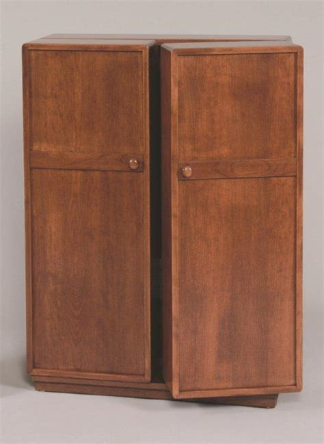 Cabinet With Doors by Amish Large Cd Cabinet With Doors
