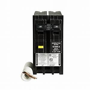 Square D By Schneider Electric Hom230gfic Homeline 30 Amp