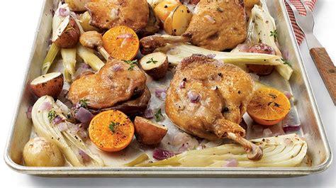 cuisses de canard confites aux l 233 gumes aux cl 233 mentines et au vin blanc recettes iga