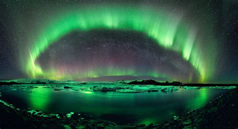 when is the northern lights chasing the northern lights iceland
