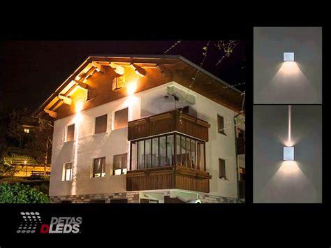 Illuminazione Esterna A Parete by Illuminazione Led Per Esterni Lade Da Incasso E Da