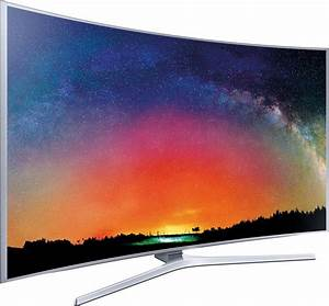 Samsung Wandhalterung 55 Zoll : samsung ue55js9090 curved led fernseher 138 cm 55 zoll 2160p suhd smart tv online kaufen ~ Markanthonyermac.com Haus und Dekorationen