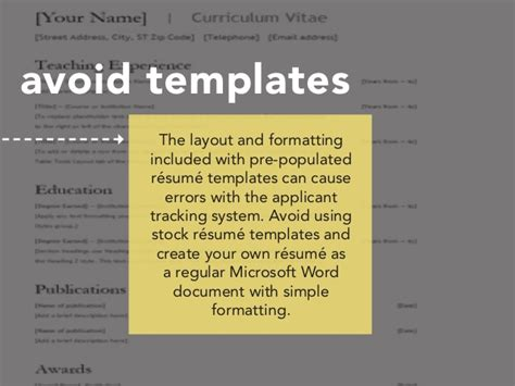 Applicant Tracking System Resumeapplicant Tracking System Resume by Your Resume The Applicant Tracking System