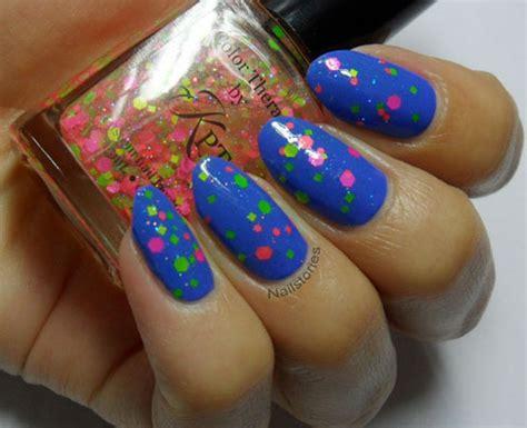 creative nail art ideas  adorable nails style