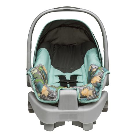 evenflo nurture infant car seat jungle safari