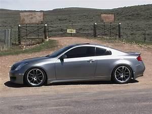 Infiniti G35 Coupe Diamond Graphite