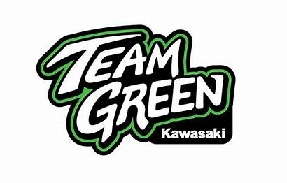 Kawasaki Team Win Nz Logos Jet Ski