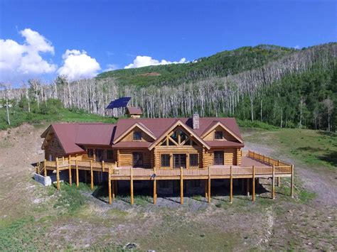 log cabins for in colorado colorado luxury mountain log home for on the grand