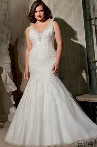 full figured wedding dresses fashion 2017 With full figured women wedding dresses