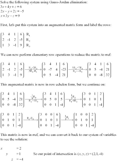 find jordan form representation of the following matrices systems of linear equations tutorial