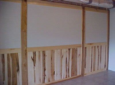Drywall Wainscoting by Drywall Alternatives Room