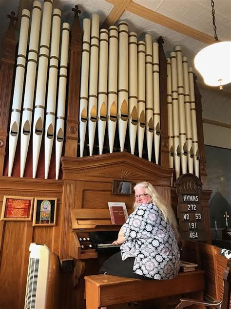 Zion Ucc Hymn Sing To Feature Sounds Of 1897 Moller Pipe