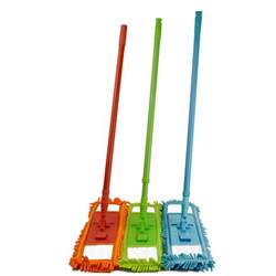 microfiber noodle mop dust mop w handle telescoping pole