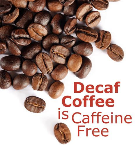 Caffeine is a stimulant we often crave but it can produce unwanted effects on growing evidence suggests drinking tea and coffee in moderation can boost one's health. Decaf Coffee is Caffeine Free | Don't Believe That!