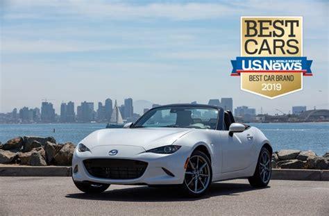 U.s. News' Best Car Brands Of 2019