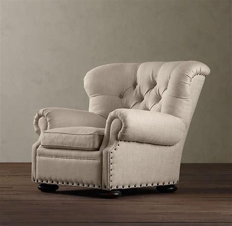 recliner restoration hardware for the home