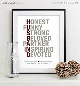 unique wedding anniversary gift for husband best 25 With wedding anniversary gifts for men