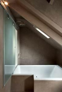 Badezimmer Gestalten Dachschräge : kleines bad mit dachschr ge gestalten ~ Markanthonyermac.com Haus und Dekorationen