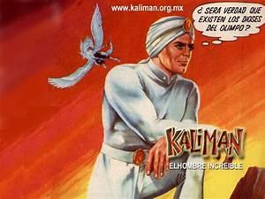 Kaliman El Hombre Increible La Ara U00f1a Negra Capitulo 21