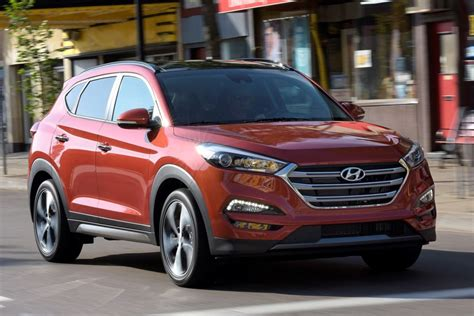 What's Changed For The 2018 Hyundai Tucson Lower Price