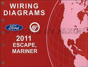 2008 Ford Mercury Dealer Electrical Wiring Diagram Service