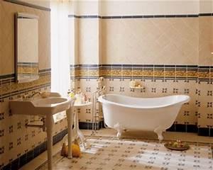 carrelage retro blanc With carrelage adhesif salle de bain avec led qui réagit au son