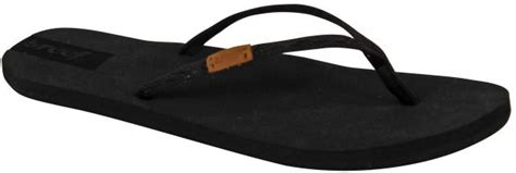 reef slim sandal black black for sale at surfboards 2942236