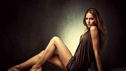 Legs Brunette Wallpapers Sfondi Donne Desktop Backgrounds