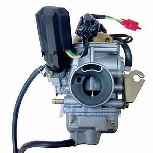 Atv 24mm Carburetor Gy6 150cc Gy