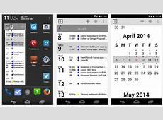 Las mejores agendas y calendarios para Android de 2014