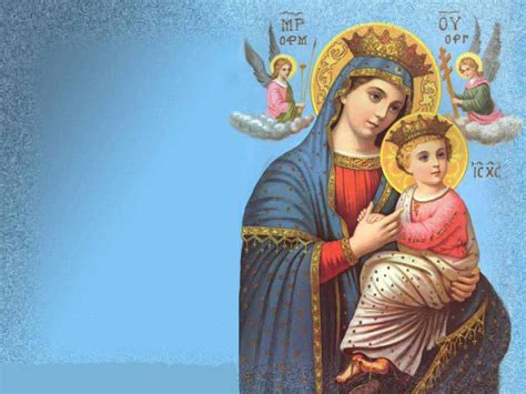 Virgin Mary Wallpapers Wallpaper Cave