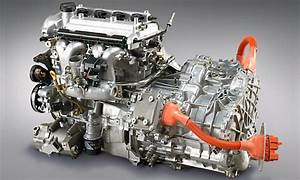 Why Does Toyota Use Atkinson Cycle Engines