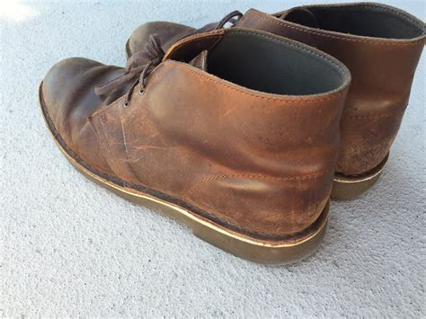 fix scuffed leather fixing scuffs on clarks bushacre 2 s 3762