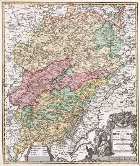 file homann map  burgundy france geographicus
