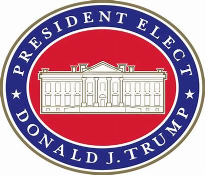 Trump President Donald Svg Elect Transition Office