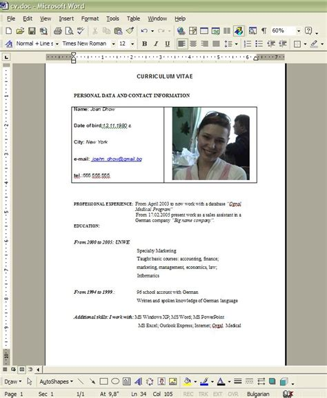 How To Create Resume In Word 2011 by Creating A Simple Web Page With Ms Word Some Tutorials