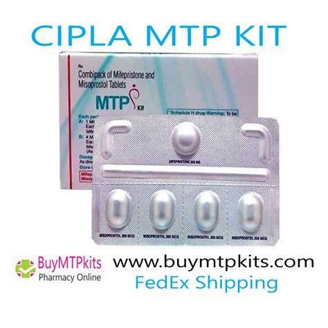 Caja De Misoprostol Mtp Kits Cipla Para Aborto Seguro Al Mejor Precio