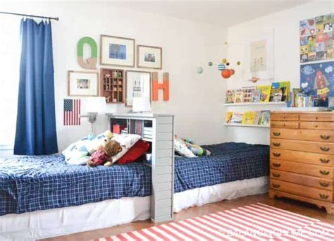 Boys decor, kids bedrooms, life happens, most popular, most popular life. 8 Awesome Shared Room Ideas For Boys