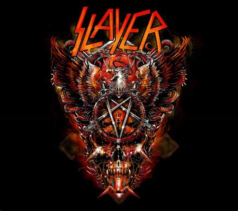 slayer wallpapers top  slayer backgrounds