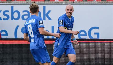 Die wahrscheinlichkeit für einen wettgewinn liegt nach unserer berechnung bei 49 %. 3. Liga: Hansa Rostock gegen Dynamo Dresden - Das 1:3 zum ...