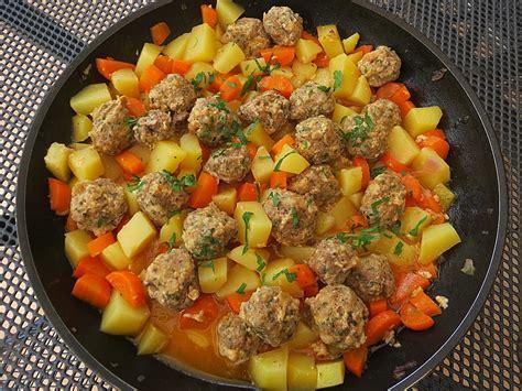 rezepte mit hackfleisch und kartoffeln rezept kartoffeln karotten hackfleisch beliebte gerichte