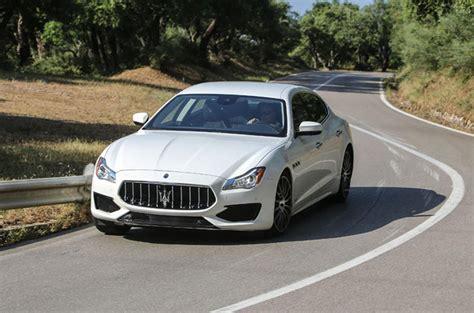 maserati quattroporte gts review review autocar