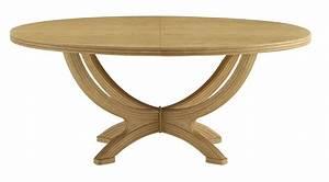 Table De Salle A Manger Ovale : table ovale avec rallonge brin d 39 ouest ~ Teatrodelosmanantiales.com Idées de Décoration