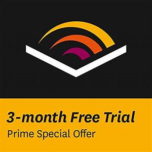 Audible 3-month Free Trial! - Pinching Your Pennies