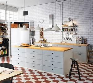 Ikea Plan De Cuisine : les avantages d 39 une cuisine blanche marie claire ~ Farleysfitness.com Idées de Décoration
