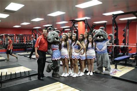 socorro high school ushers year upgraded weight room